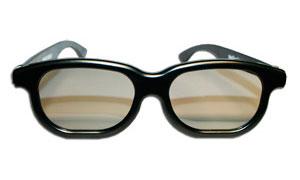 lunettes 3d passives
