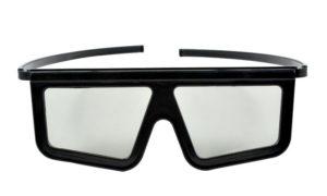 lunettes 3d polarisantes