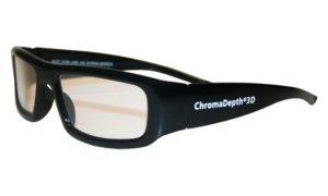 Lunettes Chromadepth 3D