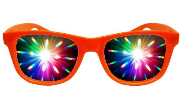 lunettes feux d'artifices