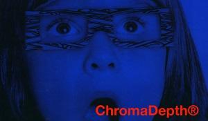Lunettes chromadepth